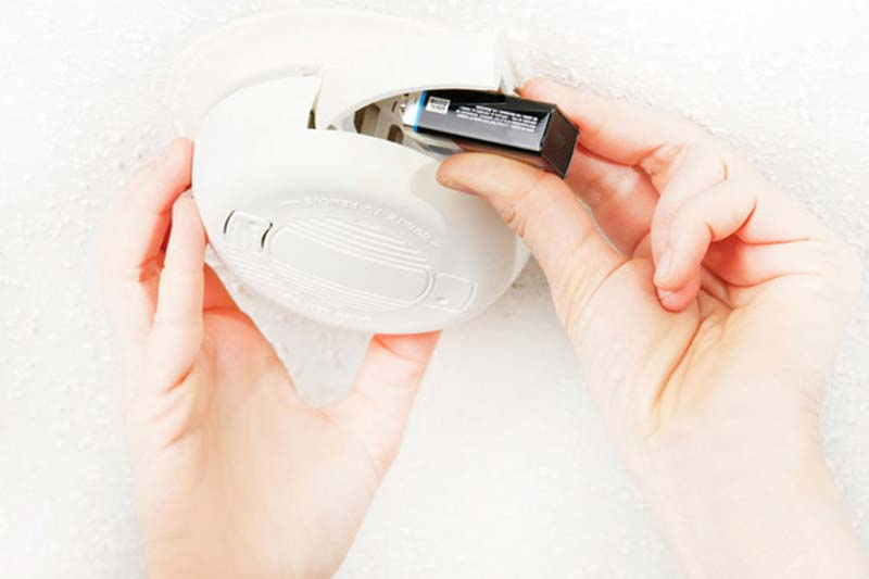 détecteur de fumée