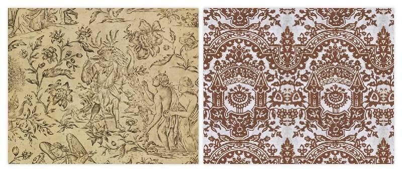 papier peint evolution